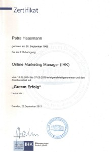 Was ein Online Marketing Manager können muss